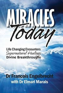 Miracles today - eBook cover